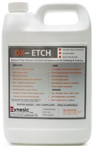 Best Surface Prep Cleanser & Etcher – DX-ETCH