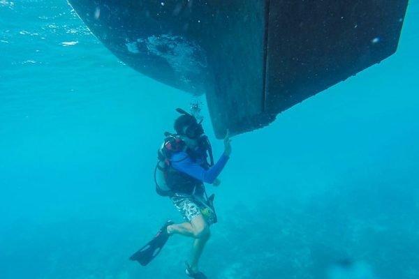 Underwater Repair Epoxy